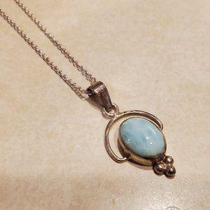 Tiffany & Co. S.S. Chain with Bermudan Pendant